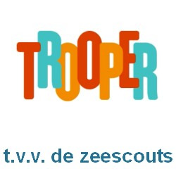 Trooper tvv de Zeescouts